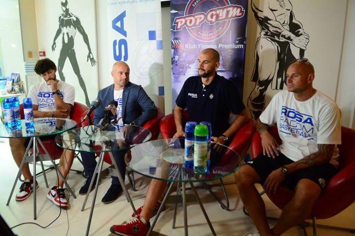 W dniu wczorajszym mieliśmy przyjemność gościć u siebie Zarząd, trenerów oraz zawodników ROSA Radom…