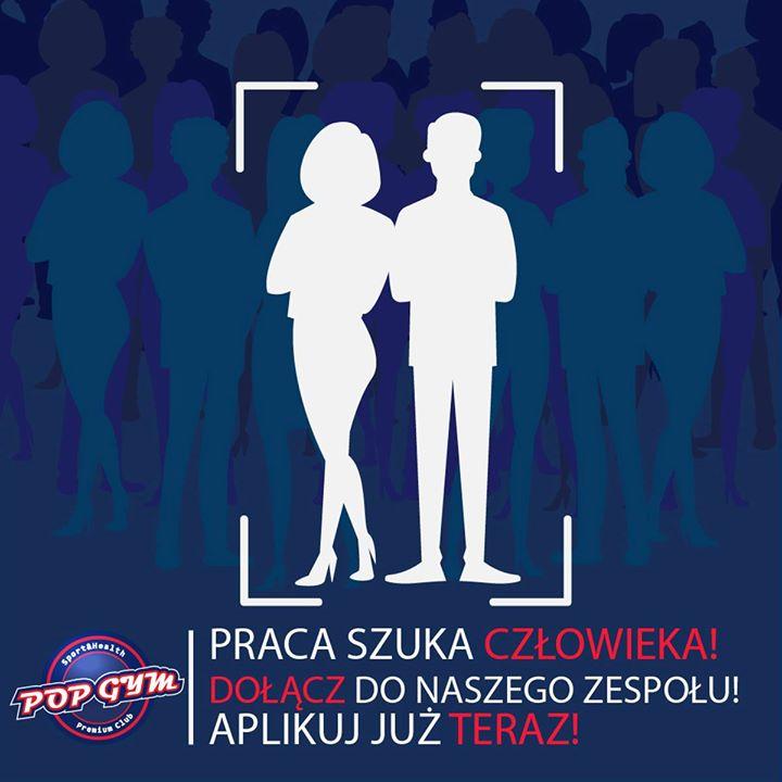 Chciałbyś dołączyć do PopGymTeam? ️️ Może to właśnie Ciebie szukamy!! Aktualnie poszukujemy osób na…