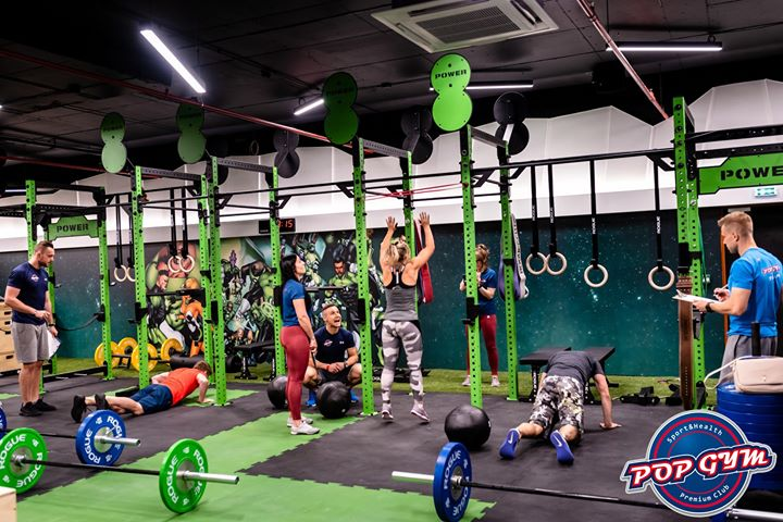 Trenujesz CrossFit? ️️ Przyjdź do nas na próbny trening całkowicie za darmo i sam…
